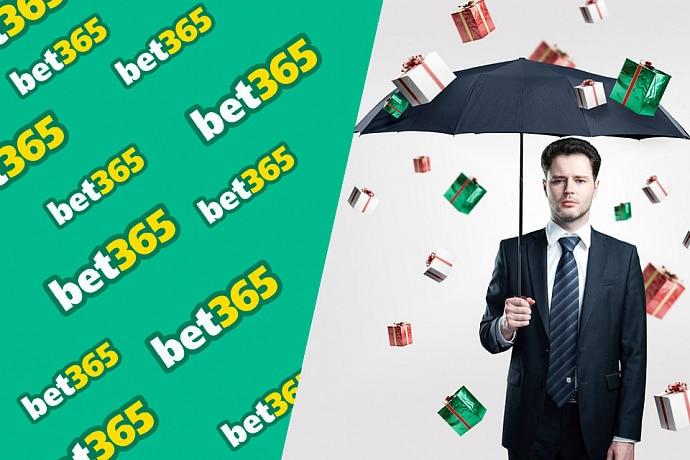 Бонус при регистрации Bet365