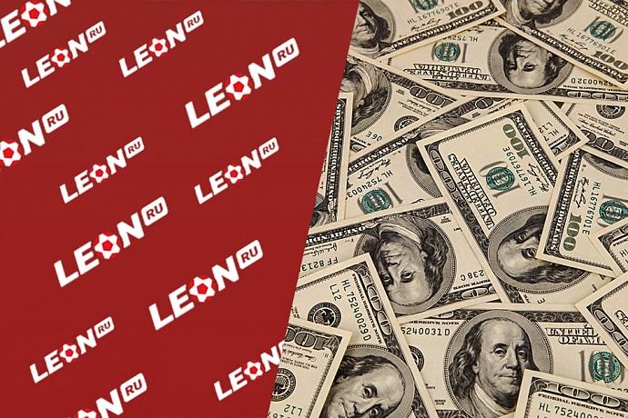 Как снять деньги в БК Леон