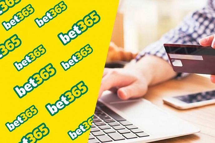 Пополнение счета Bet365