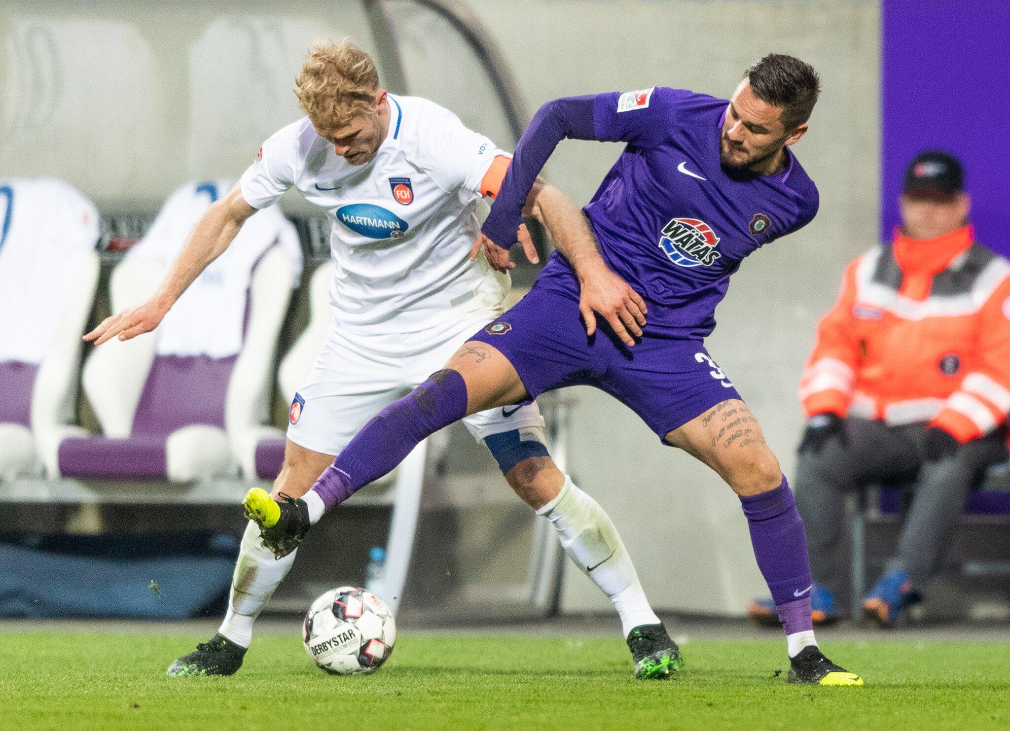 Хайденхайм — Эрцгебирге Ауэ прогноз и ставка на матч