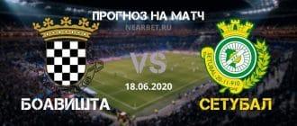 Боавишта — Сетубал: прогноз и ставка на матч