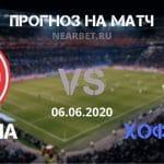 Фортуна – Хоффенхайм: прогноз и ставка на матч