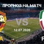 ЦСКА — Рубин: прогноз и ставка на матч