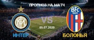 Интер — Болонья: прогноз и ставка на матч