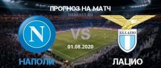 Наполи — Лацио: прогноз и ставка на матч