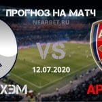 Тоттенхэм — Арсенал: прогноз и ставка на матч