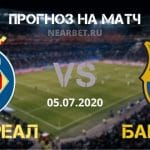 Вильярреал —Барселона: прогноз и ставка на матч