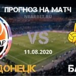 Шахтер Донецк — Базель: прогноз и ставка на матч