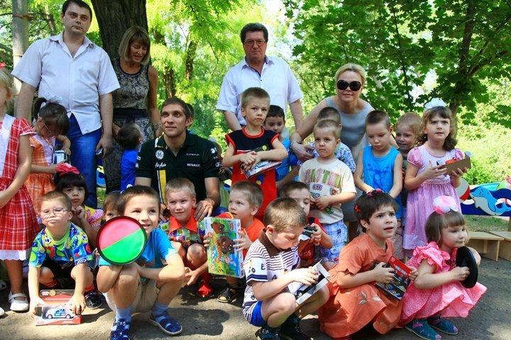 Виталий Петров посетил Ростов-на-Дону