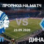 Гент – Динамо Киев: прогноз и ставка на матч