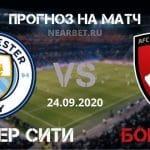 Манчестер Сити – Борнмут: прогноз и ставка на матч