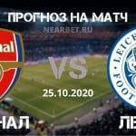 Арсенал – Лестер: прогноз и ставка на матч