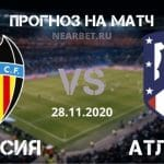 Валенсия – Атлетико: прогноз и ставка на матч