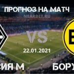 Боруссия М – Боруссия Д: прогноз и ставка на матч