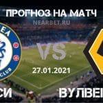 Челси – Вулверхэмптон: прогноз и ставка на матч