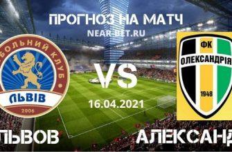 Львов – Александрия: прогноз и ставка на матч