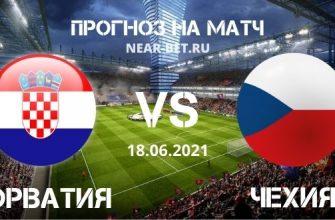 Хорватия – Чехия: прогноз и ставка на матч