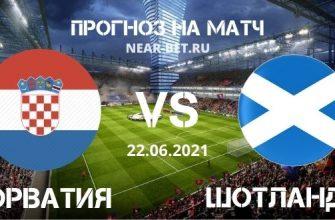 Хорватия – Шотландия: прогноз и ставка на матч